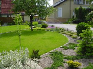 nawadnianie ogrodów